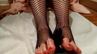 Pretty Toes'd vid