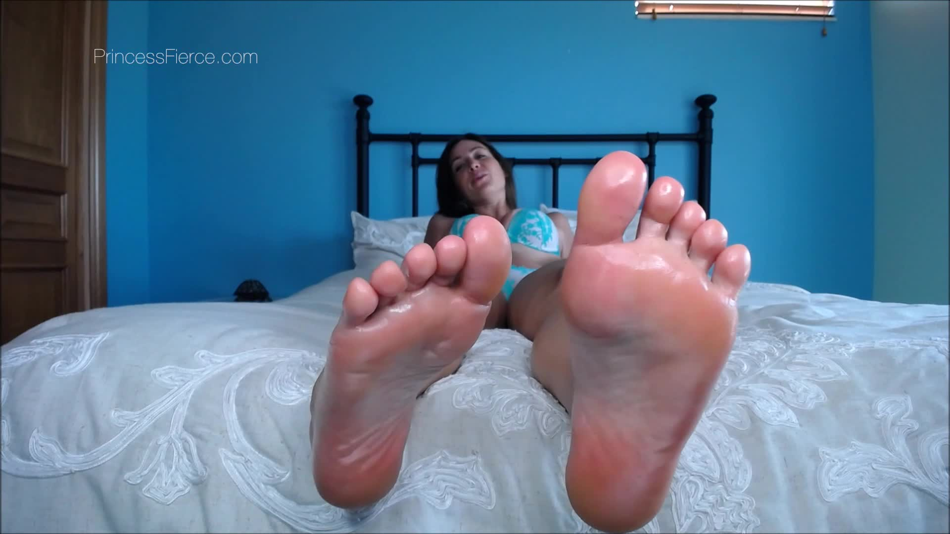 Lesbian Foot Worship Amateur