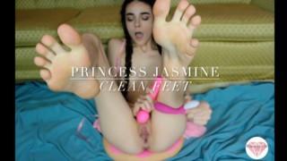 PrincessJasmineCB'd vid