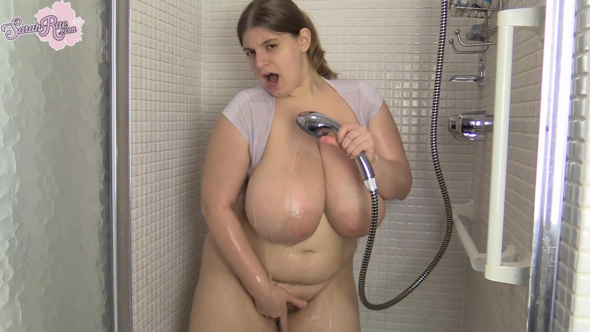 Huge Tits Ebony Masturbation