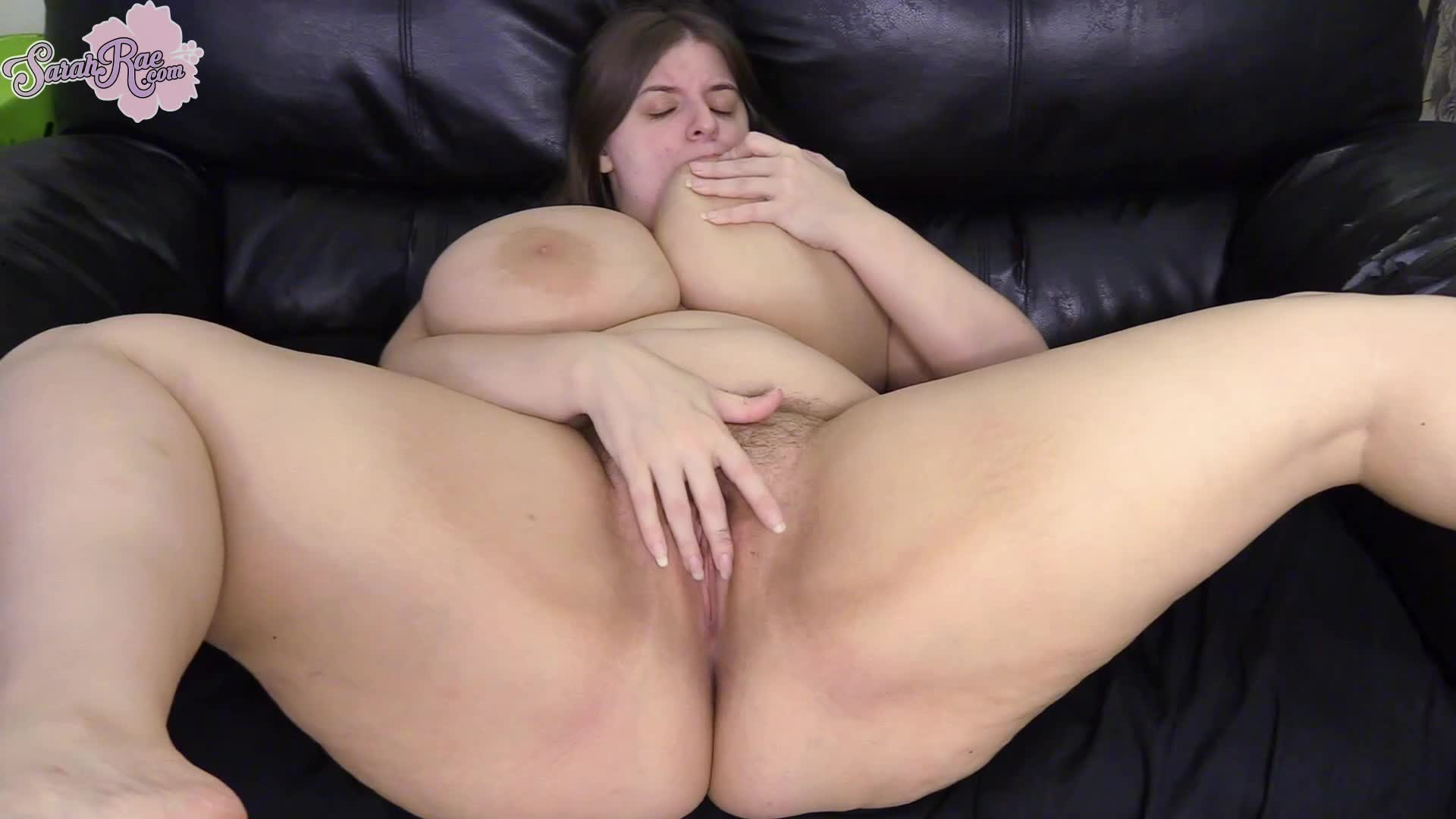 Big Tits Smoking Masturbation