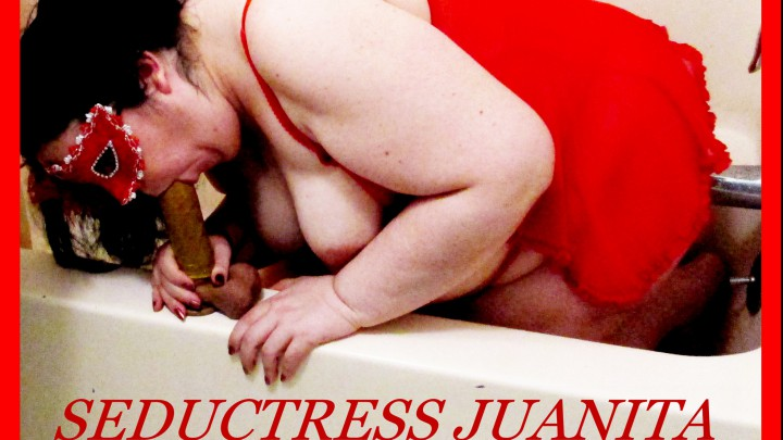 Seductress Juanita'd vid