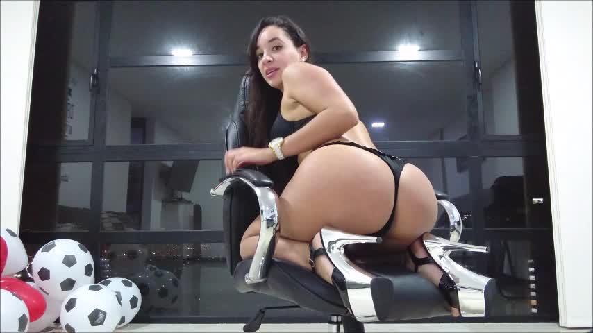 SexyLatinass'd vid