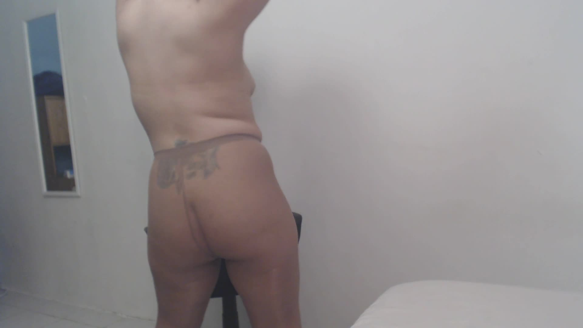 SexyMexMILF'd vid