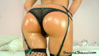 Sheena Shaw'd vid