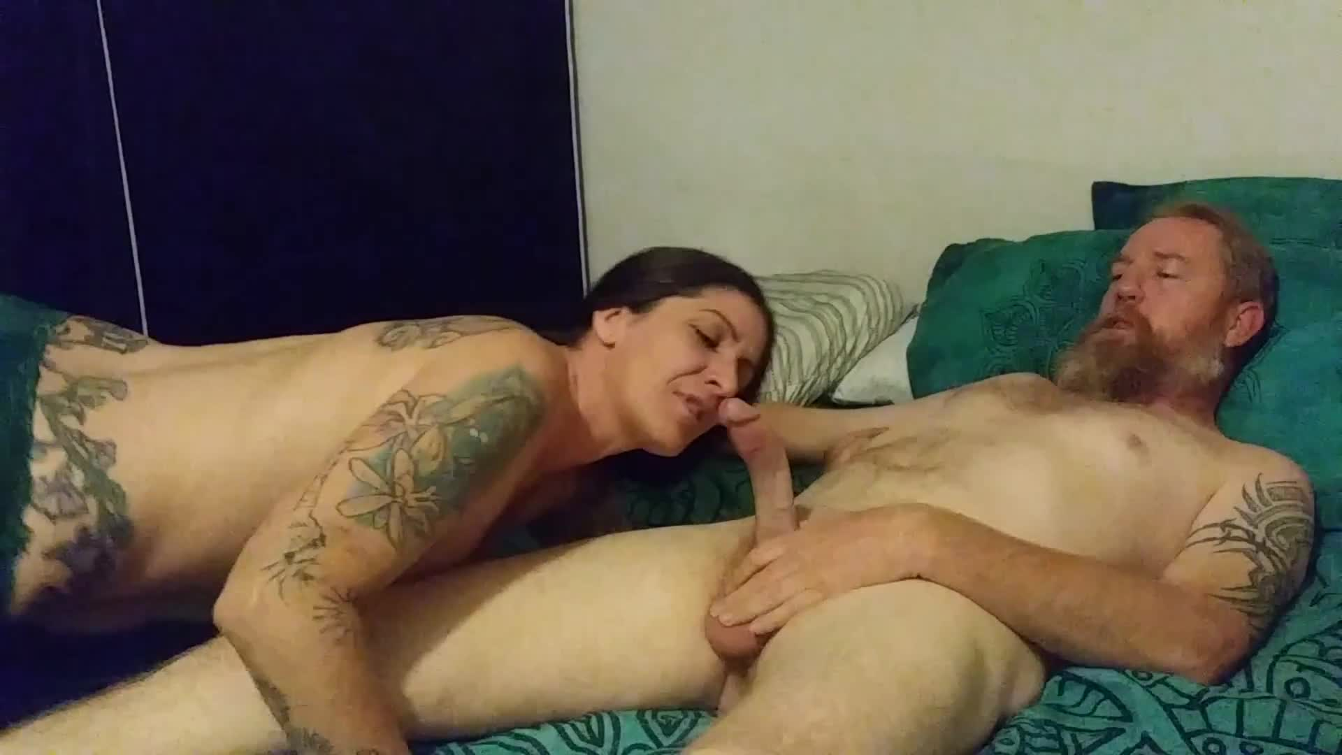 Tattooedmilfpov'd vid