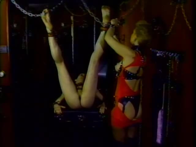The Bondage Shop'd vid