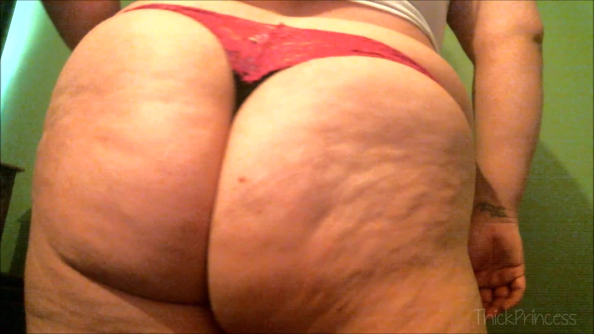 ThickPrincess'd vid