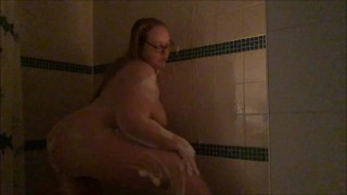 BBW Sarah Spencer'd vid