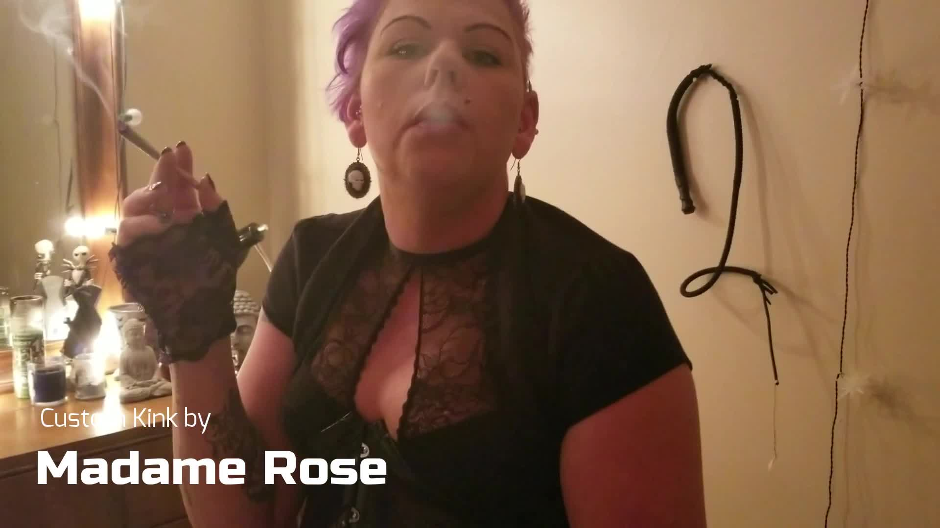 Your Madame Rose'd vid