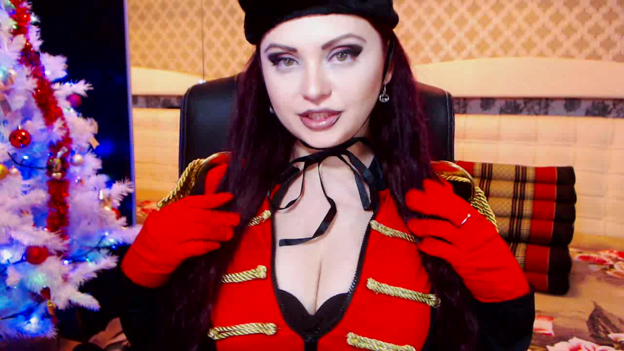 QueenAnaBellaGoddess'd vid