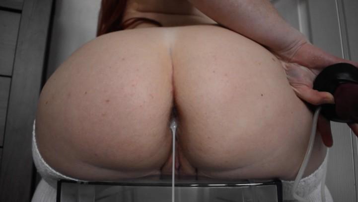 Big Ass Big Tits Anal Toys