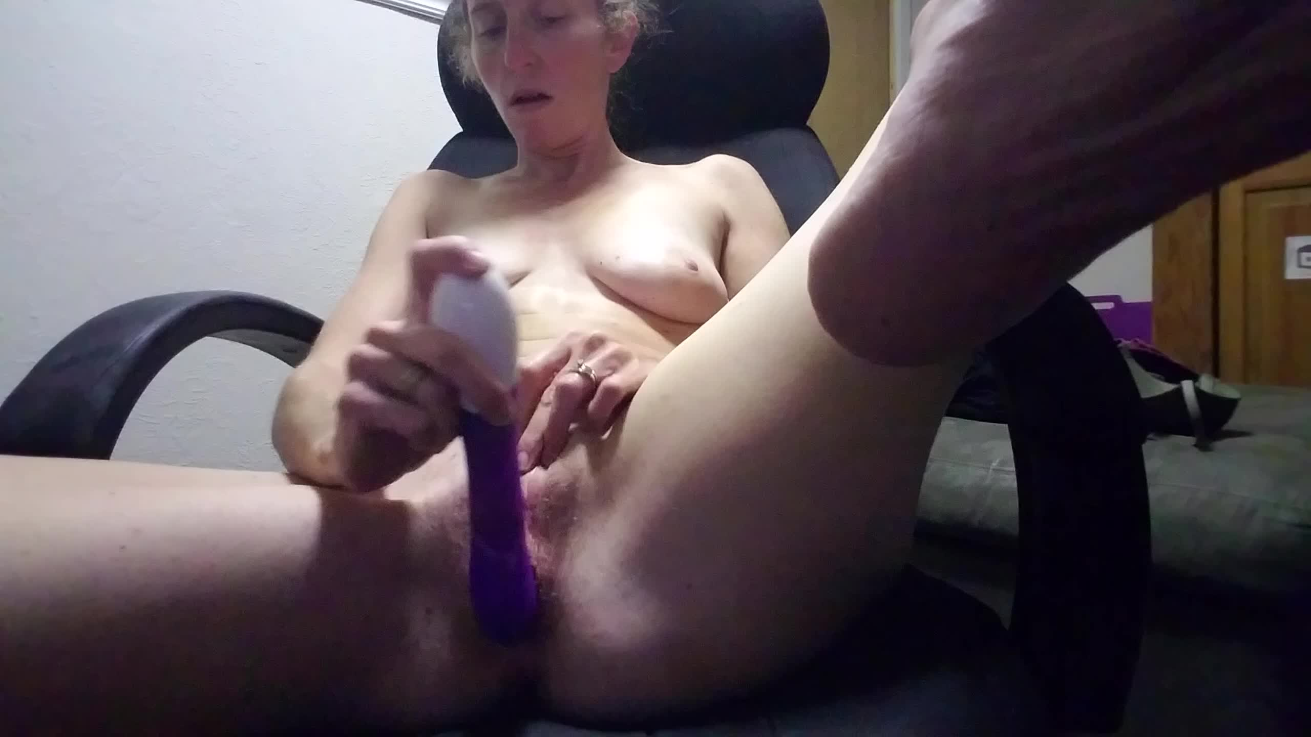 Solo Female Nipple Orgasm