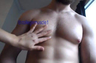 college muscle'd vid