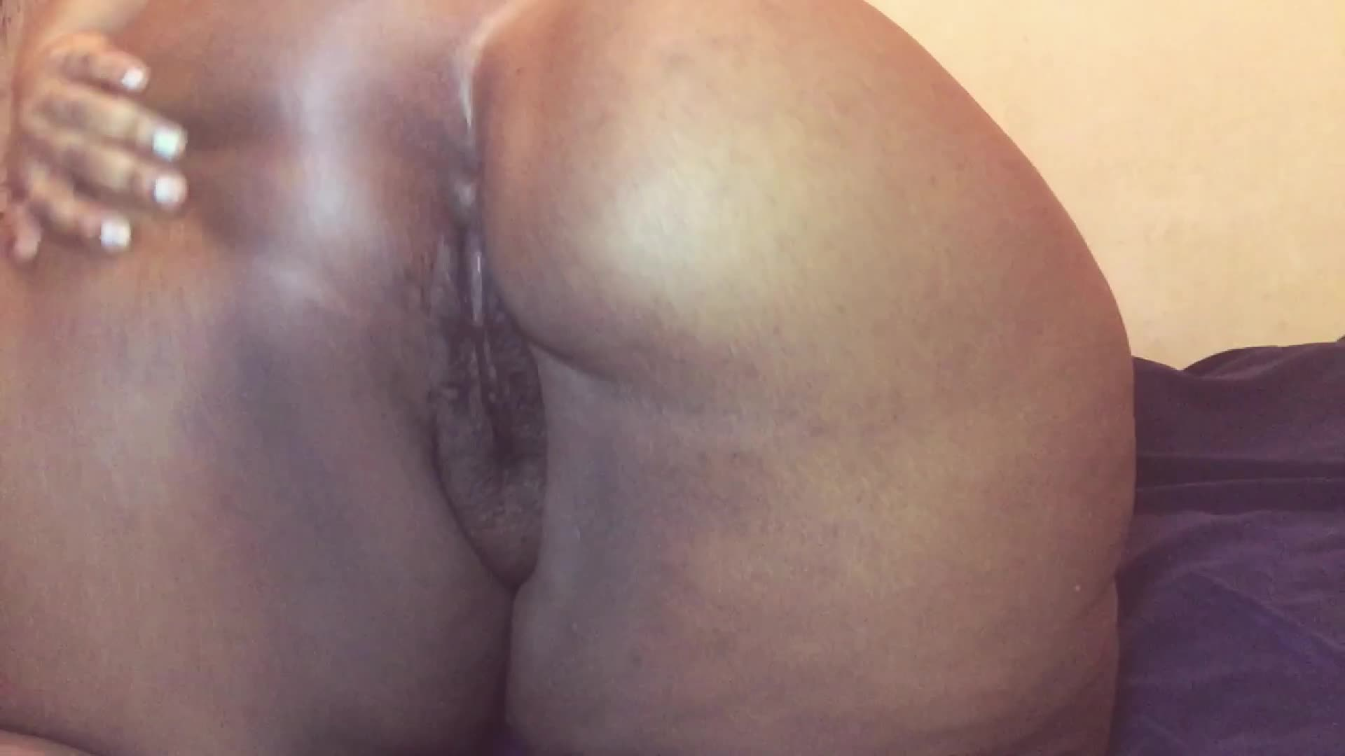 Ebony Bbw Big Ass Riding Dick