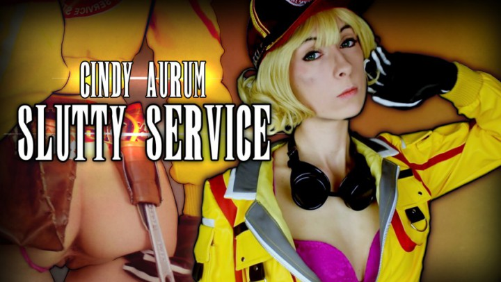 """""""pitykitty"""" (Blowjob, Cosplay, POV, Riding, Role Play) S-CLASS - [Cindy Aurum] Slutty Service - ManyVids Production"""