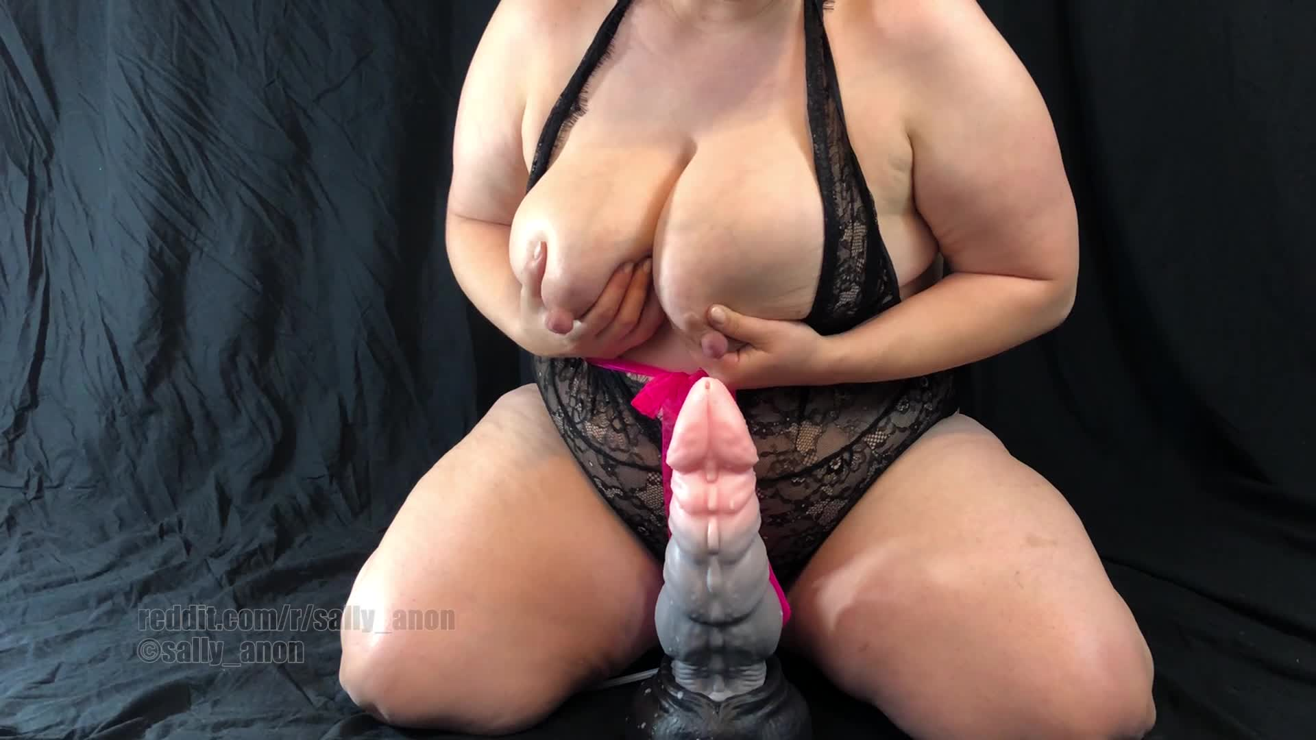Bbw Milf Riding Creampie