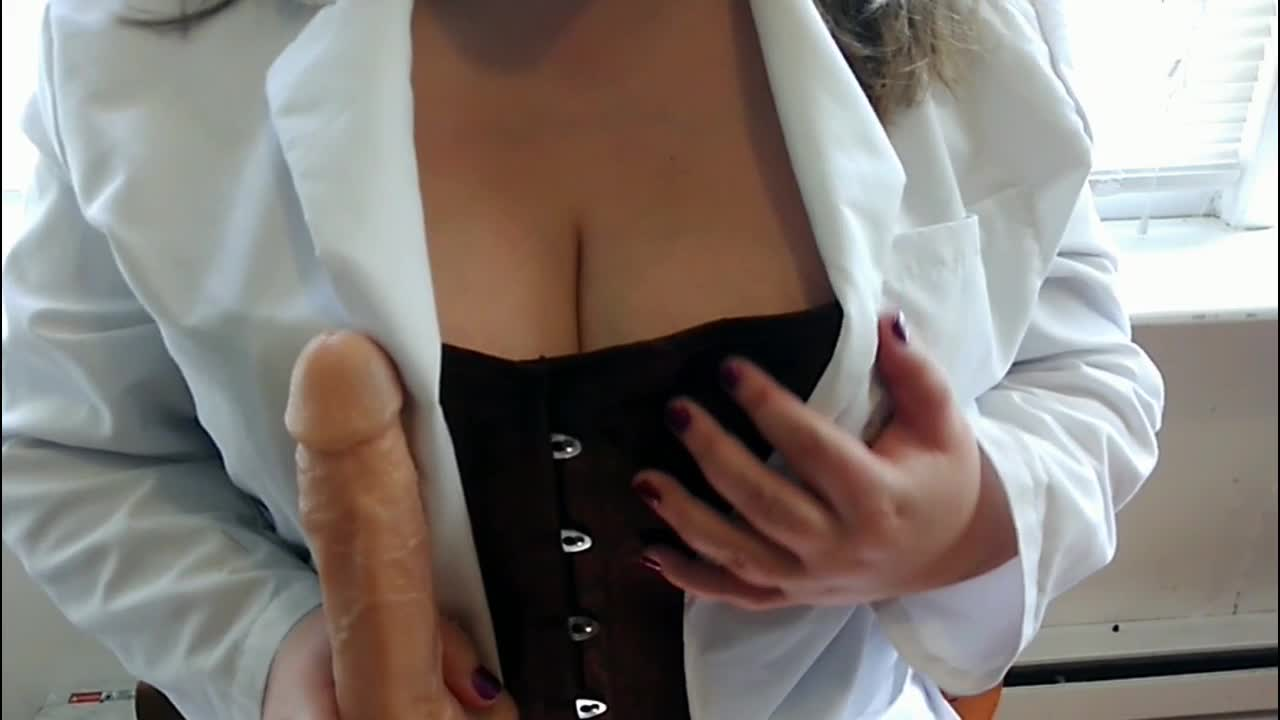 ScienceMilf'd vid