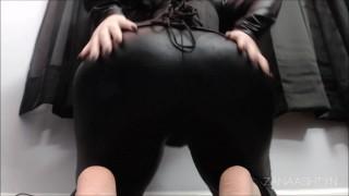 Zana Ashtyn Fetish'd vid